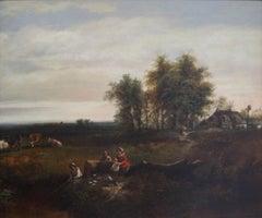 Lansdcape, XIXe century