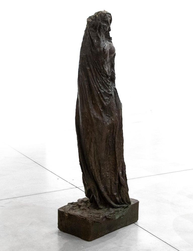 Mycenaean Goddess - Sculpture by George Condo