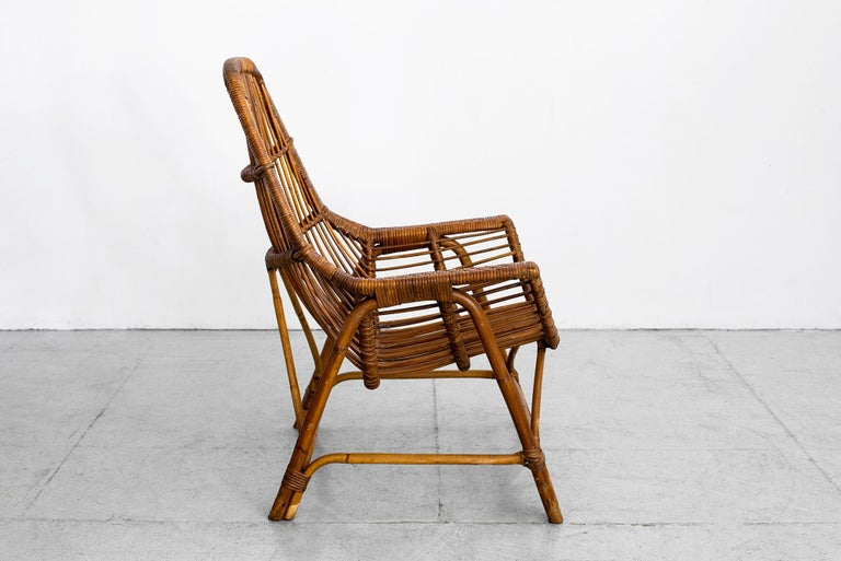George Coslin Armchair In Good Condition For Sale In Los Angeles, CA
