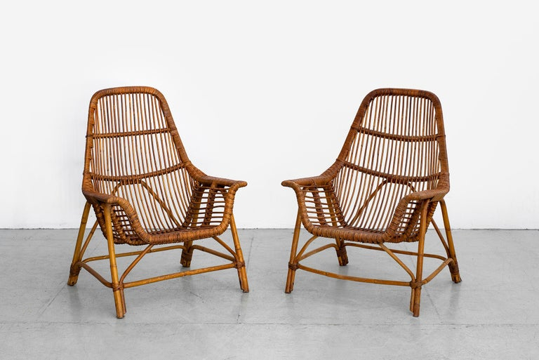 French George Coslin Armchairs