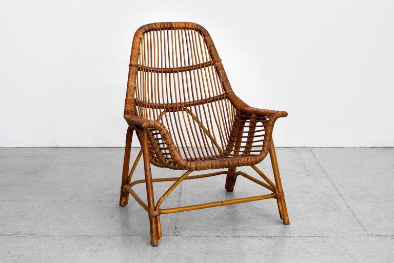 Mid-20th Century George Coslin Armchairs