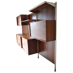 George Coslin Design Bookcase Faram Production