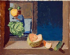 Still Life Cotin with Vermeer