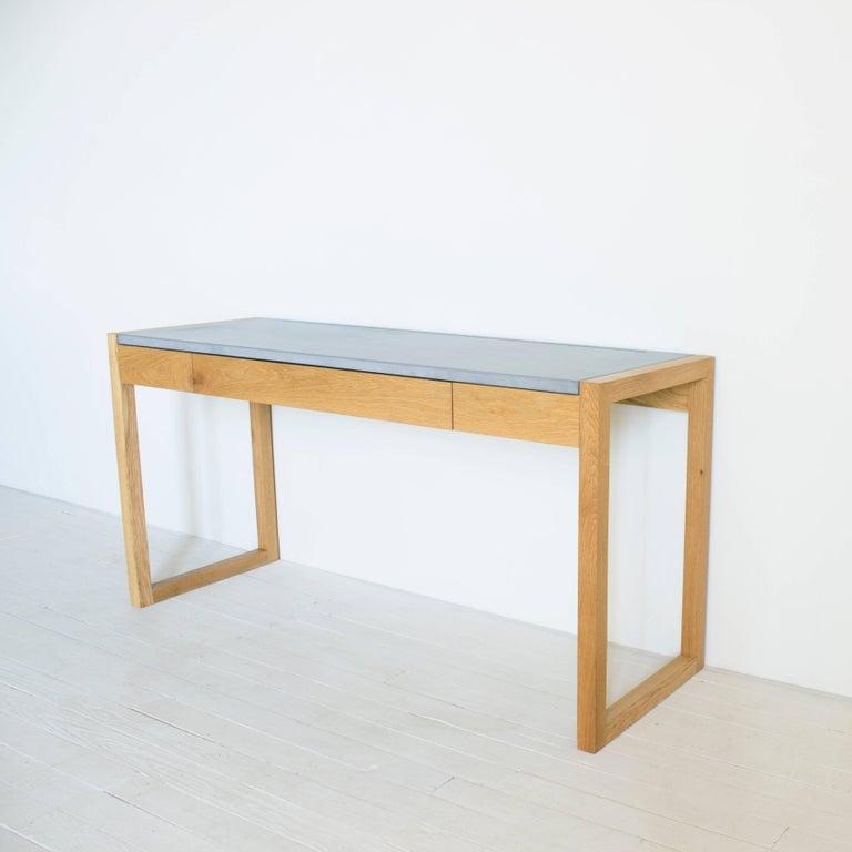American George Executive Desk For Sale