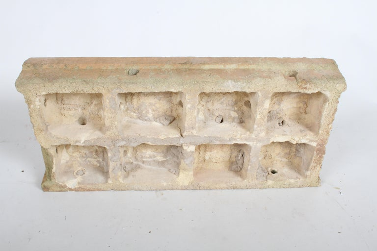 George Grant Elmslie Architectural Terra Cotta Element - Prairie School - Wright For Sale 4