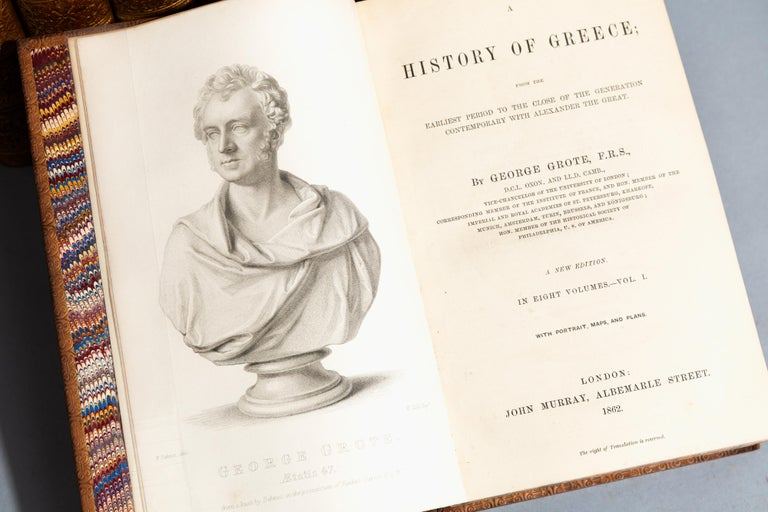 George Grote, a History of Greece For Sale 1