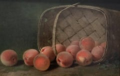 Still Life of Peaches