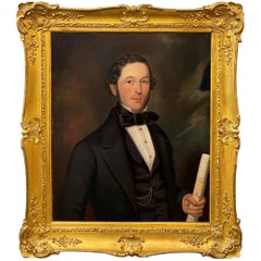 Portrait of a Gentleman or Architect