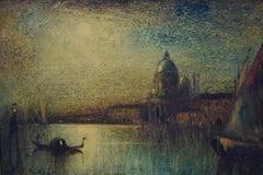 """""""Venice Moonlight""""  Incredible Noctornal Scene"""