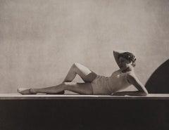 Agnetta Fisher, Swimwear by Schiaparelli