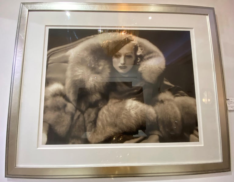 American George Hurrel Photograph of Joan Crawford For Sale