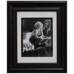 George Hurrell Original Signed Photograph of Hollywood Actress Jean Harlow