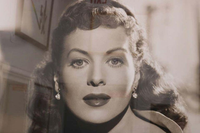 Framed archival pigment print of Maureen O'Hara (1946) by George Hurrell. Produced under the authority of the Hurrell Estate Collection, LLC this print is part of a limited edition series of no more than 50 prints and 5 artist proofs.