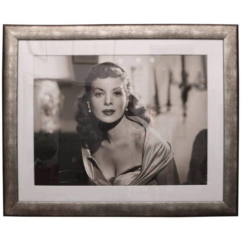 George Hurrell Photograph, Maureen O'hara, 1946 For Sale 1