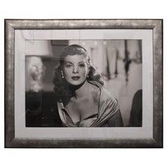 George Hurrell Photograph, Maureen O'hara, 1946