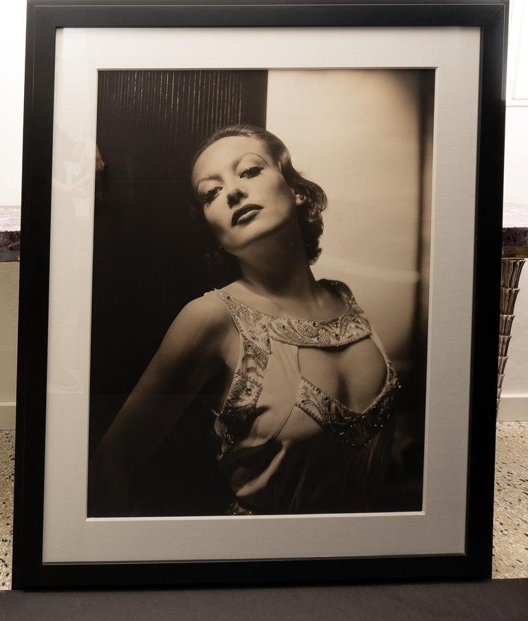 George Hurrell Photograph of Joan Crawford 3