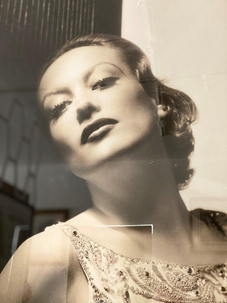 20th Century George Hurrell Photograph of Joan Crawford