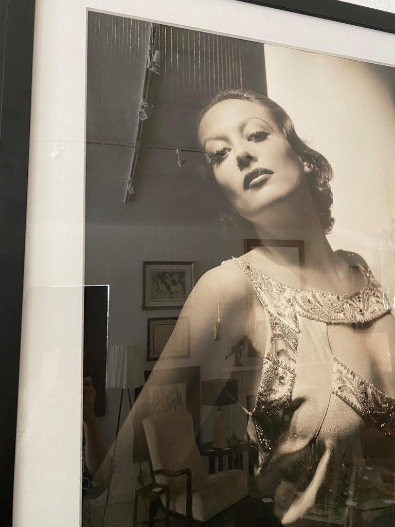 George Hurrell Photograph of Joan Crawford 1