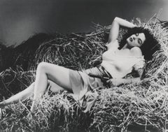 Jane Russell: The Outlaw Globe Photos Fine Art Print