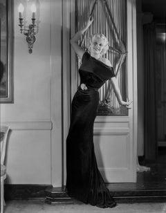 Jean Harlow Movie Star News Fine Art Print