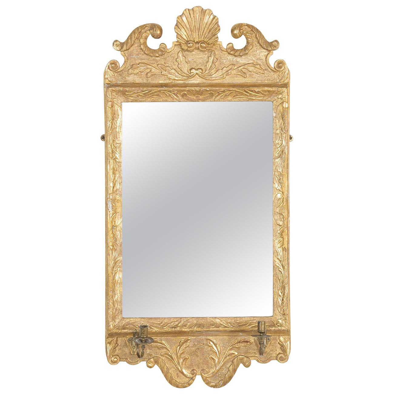 George I Gilt Mirror