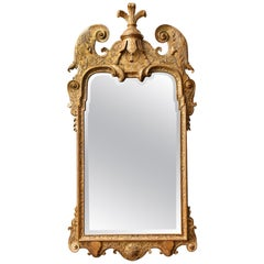 George I Mirror in the Manner of John Belchier