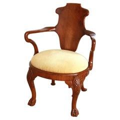 George I Style Armchair