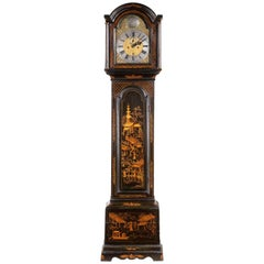 George II Period Eight Day Longcase Clock by William Creak