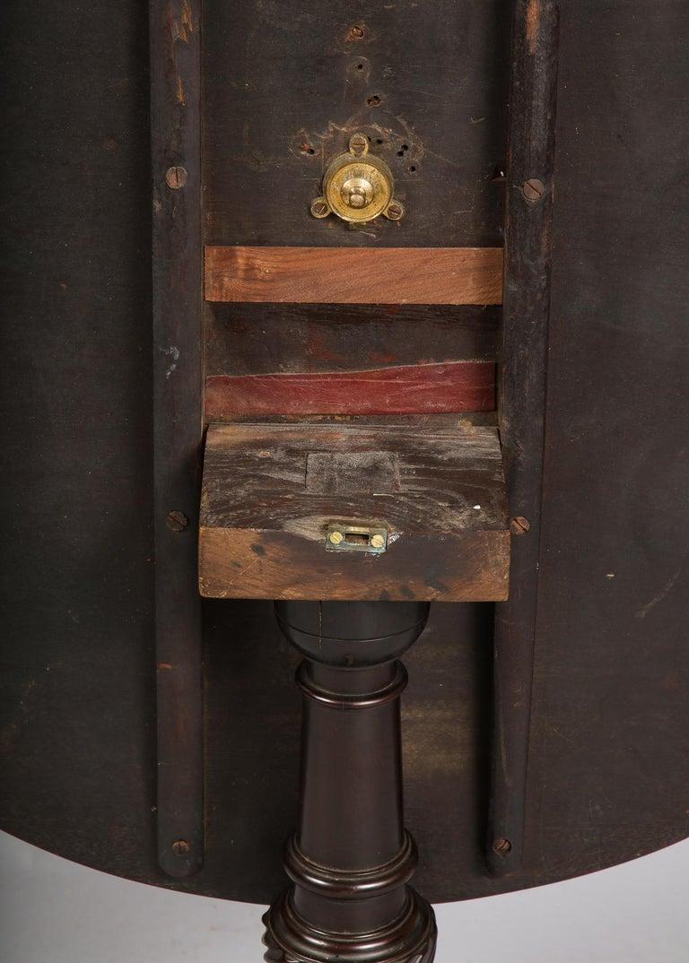 George II Tripod Table For Sale 6