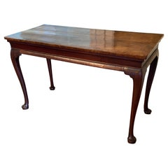 George II Walnut Pier Table, 18th Century