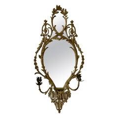 George III Carton Pierre Mirror, circa 1780