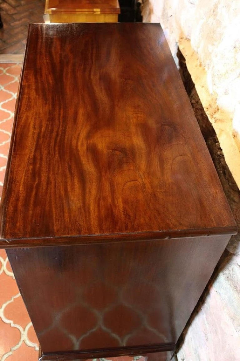 George III Chest of Drawers For Sale 5