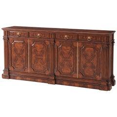 George III Mahogany Sideboard