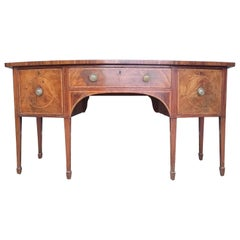 George III Period Mahogany Antique Sideboard