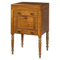 George III Period Mahogany Wash Stand