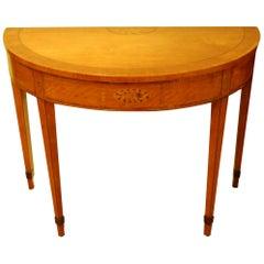 George III Pier Table