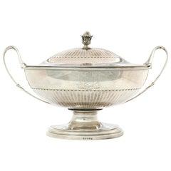 George III Silver Tureen