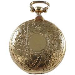 George III Sterling Silver-Gilt Vinaigrette, Wardell & Kempson, Birmingham, 1814