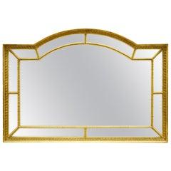 George III Style Board Mirror