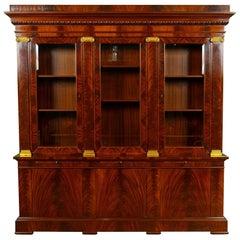 George III Bookcases