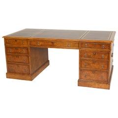 George III Style Partners Desk