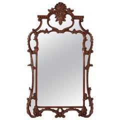 George III Style Pier Mirror