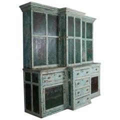 George III West Country Housekeepers Cupboard
