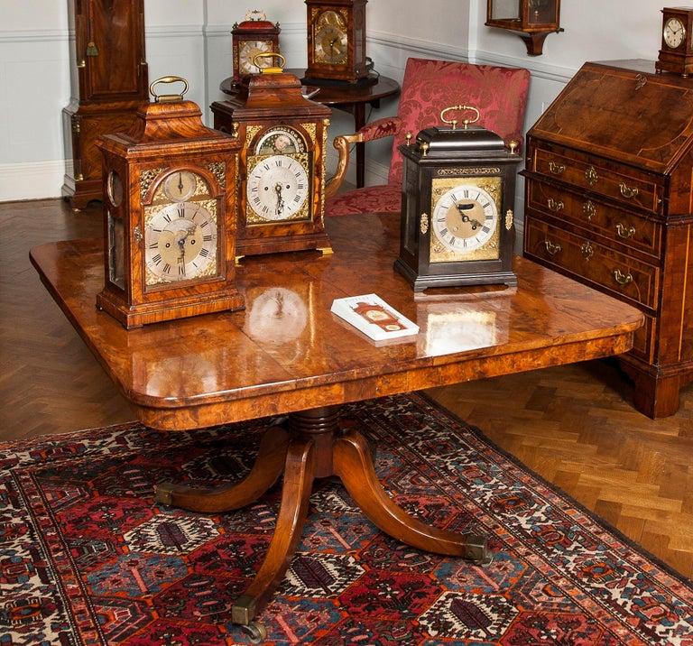 George III Yew-Wood Breakfast Table