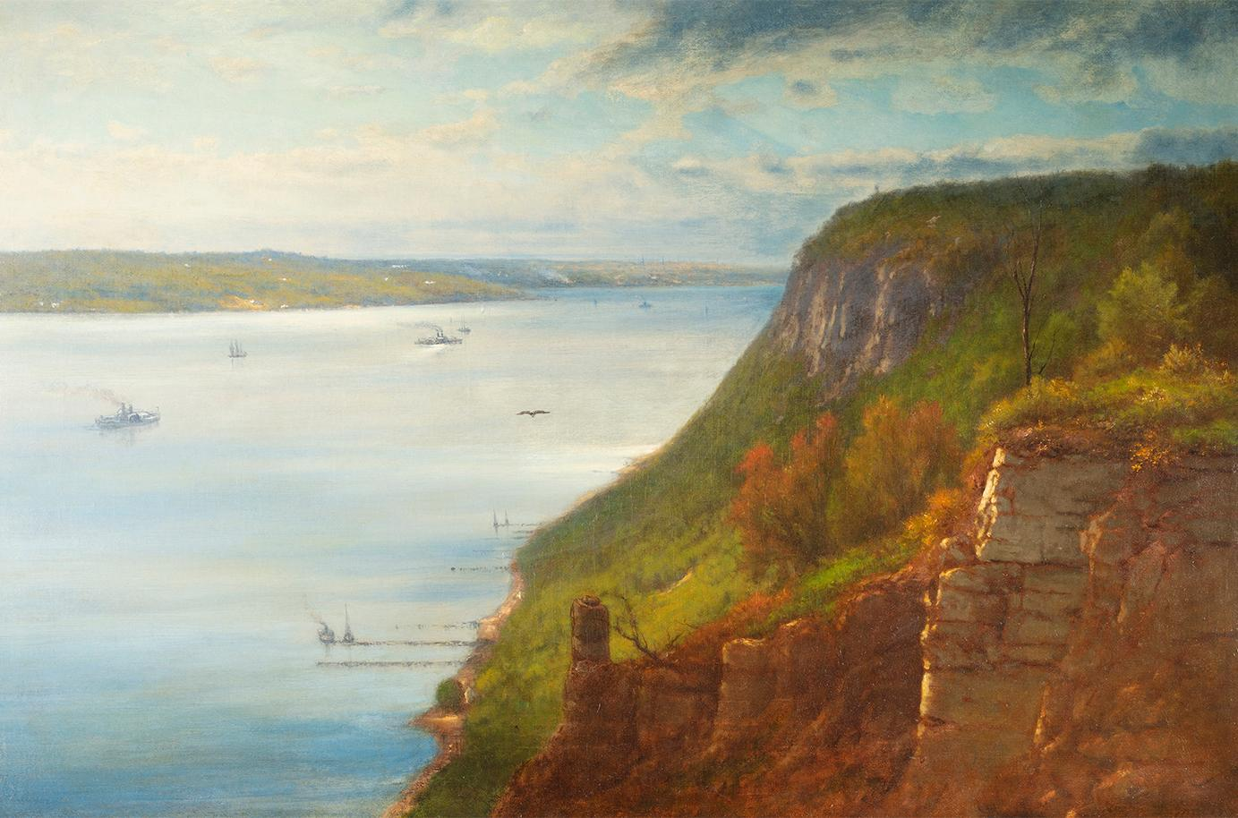 Palisades on the Hudson