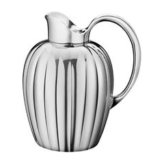 George Jensen Bern Pitcher in Stainless Steel