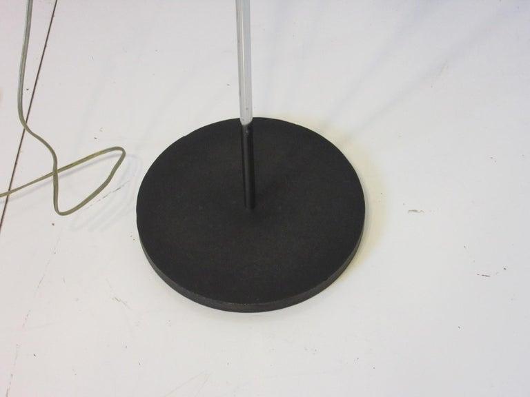 American George Kovacs Adjustable Floor Lamp For Sale