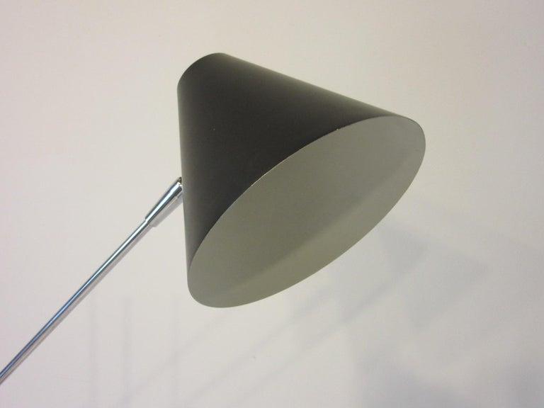 20th Century George Kovacs Adjustable Floor Lamp For Sale