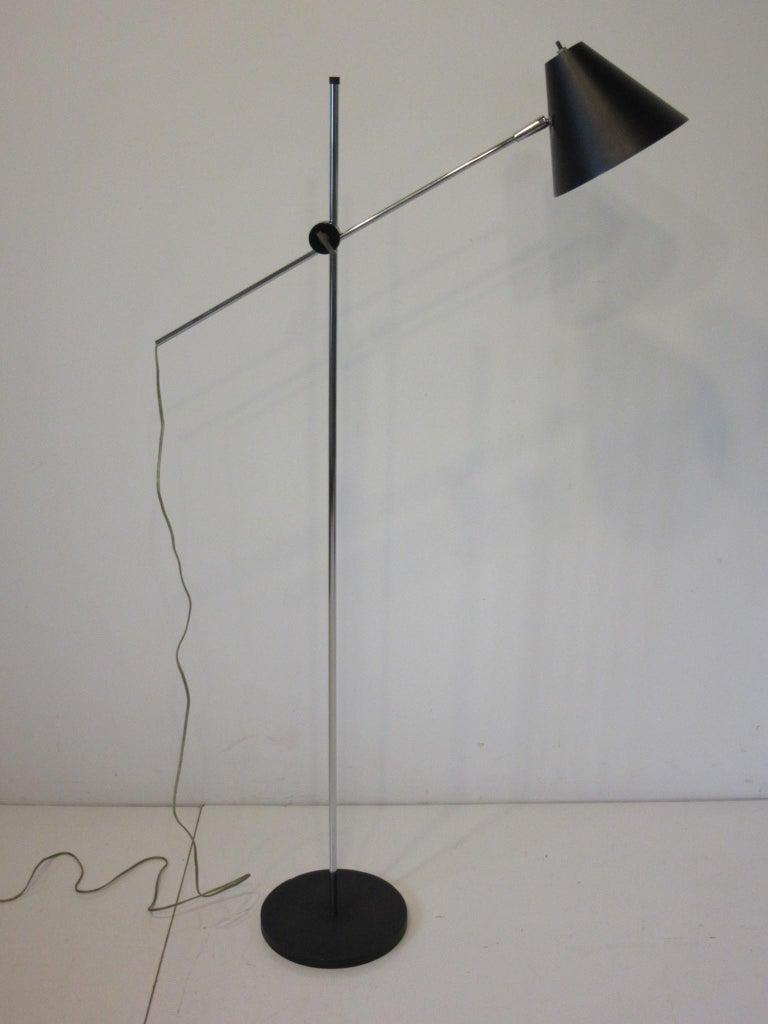 George Kovacs Adjustable Floor Lamp For Sale 2