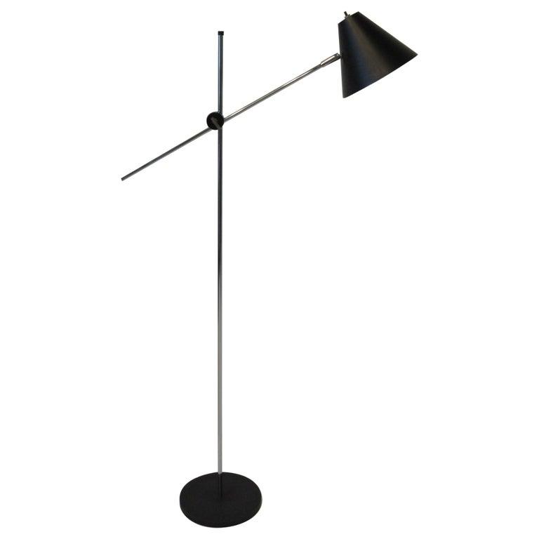 George Kovacs Adjustable Floor Lamp For Sale